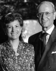 Dr. Herbert Zapp und Frau Dorothea Zapp